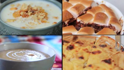 4 أكلات تمنحك الدفء في الشتاء