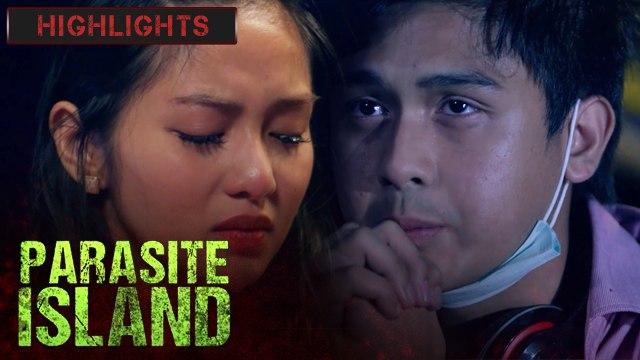 Princess, Miggy, TJ and Lia pray for everyone's safety | Parasite Island