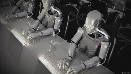 كتّاب افتراضيون - كتب من تأليف روبوتات
