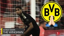 Bundesliga: Achraf Hakimi, the perfect wingman
