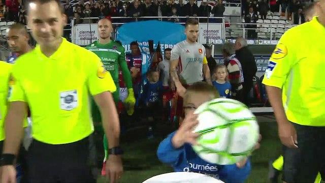 J11: Clermont - Rodez (0-1)