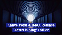 Kanye Brings 'Jesus is King' To IMAX