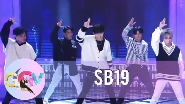 SB19 performs on GGV stage | GGV