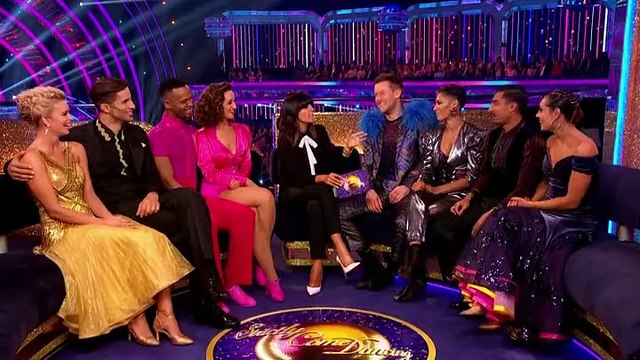 Strictly Come Dancing S17E08 The Results