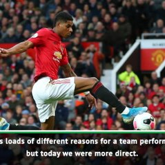 Solskjaer and Klopp offer conflicting views of Man United's style