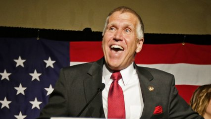 Who Is Thom Tillis? Narrated by Clay Aiken