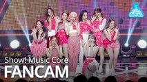 [예능연구소 직캠] fromis_9 - FUN!, 프로미스나인 - FUN! @Show! Music Core 20190608