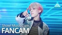 [예능연구소 직캠] NCT 127 - Superhuman (JUNGWOO), 엔시티 127 - Superhuman (정우) @Show Music core 20190608