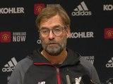 "Liverpool - Klopp : ""Manchester United n'a fait que défendre"""