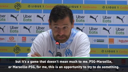 Money means PSG are 'not a part of this championship' - AVB