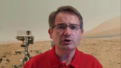 ¿Vida en Marte? Vuelve el MISTERIO del METANO con los datos del Curiosity NASA