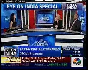 Eye On India: OECD Proposal on Digital Taxation