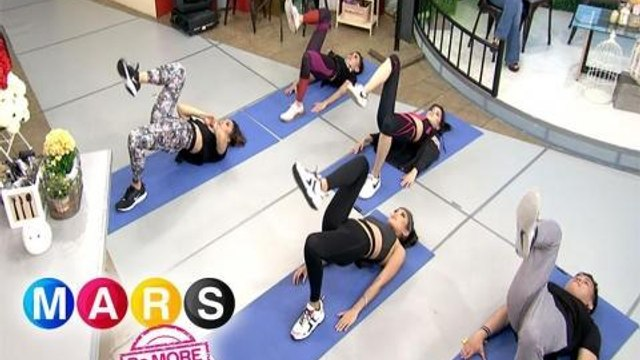 Mars Pa More: How to train like a beauty queen   Push Mo Mars