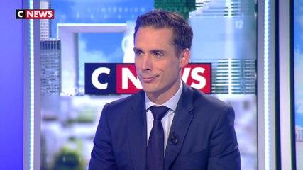 Jean-Baptiste Djebbari - L'invité politique (CNews) - Lundi 21 octobre