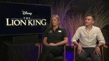 """IR Interview: Claire Martin & Jon Ross For """"The Lion King"""" [WDSHE]"""