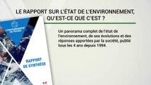 Le rapport sur l'état de l'environnement en France 2019