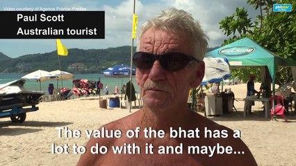 Thai tourism hotspot braces for rare slump