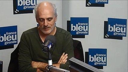 Philippe Poutou, délégué CGT des Ford Blanquefort, invité de France Bleu Gironde