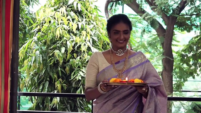 20.10.2019- Diwali Photoshoot Of Shantipriya