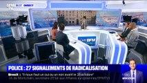 Police: 27 signalements de radicalisation (2) - 21/10