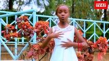 #KaramaZaJamii: Meet Natasha, an 8-year-old girl singing gospel music.