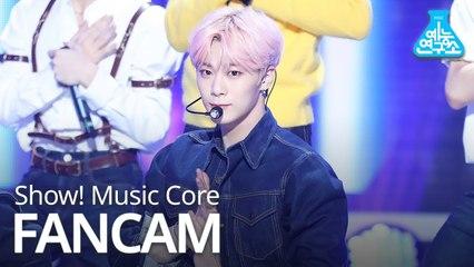 [예능연구소 직캠] ASTRO - All Night (MOONBIN), 아스트로 - All Night (전화해) (문빈) @Show Music core 20190119