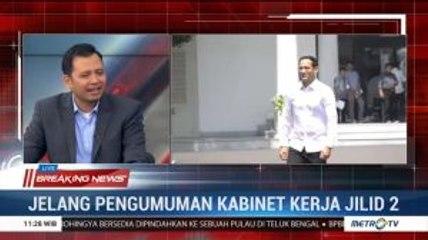 Sosok 'Menteri Kejutan' Jelang Pengumuman Kabinet Kerja Jilid II