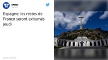 Espagne. Les restes du dictateur Franco seront exhumés jeudi