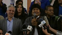 Bolivie : polémique sur le second tour