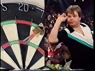 BDO World Darts Championship Final 1992 - Mike Gregory vs Phil Taylor  4of4