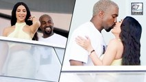 Kim Kardashian & Kanye West Renew Vows On 5th Wedding Anniversary