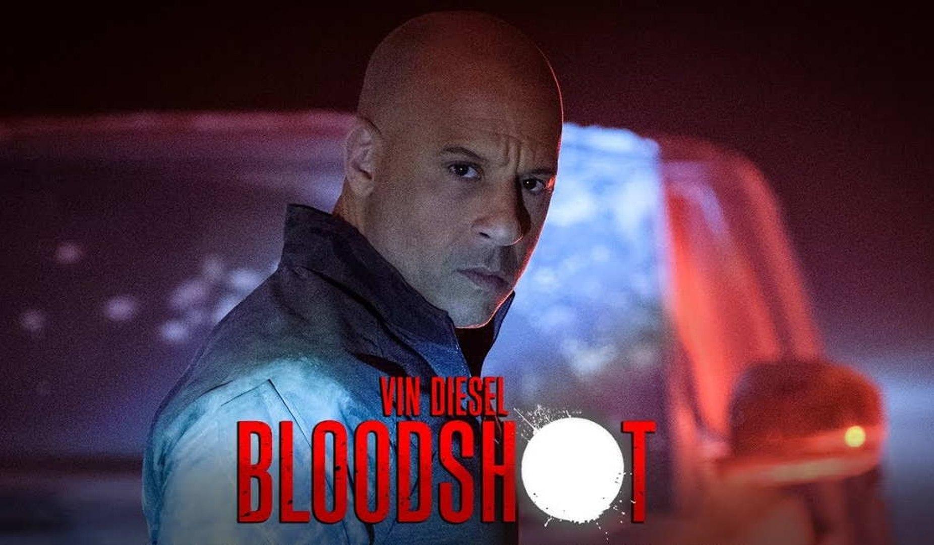 Bloodshot Film avec Vin Diesel