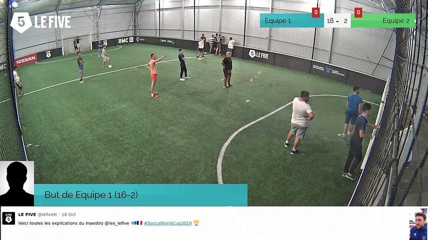 But de Equipe 2 (7-2)