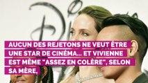 Etre acteur ? Impossible pour les enfants de Brad Pitt et Angelina Jolie !