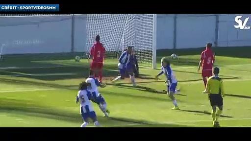 Les beaux buts de Fabio Silva avec les jeunes du FC Porto
