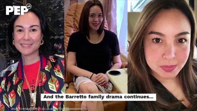 Barretto Brawl: Claudine Barretto naospital matapos makipagrambol kay Marjorie Barretto | PEP Hot Story