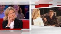 """Claire Chazal dévoile les coulisses de son interview """"bouleversante"""" de Johnny Hallyday après son co"""