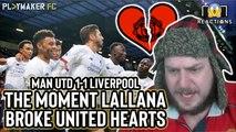 Reactions | Man Utd 1-1 Liverpool: The moment Adam Lallana broke United hearts