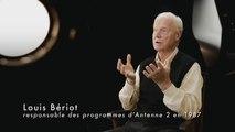 Louis Bériot (Antenne 2) et sa rencontre avec l'AFM-Téléthon