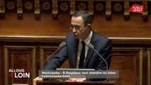 Municipales: B. Retailleau veut interdire les listes communautaristes