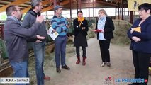 Rencontre entre éleveurs et politiques à propos du CETA