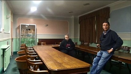 Knottingley Town Hall ghosts