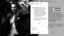 Amber Heard met Instagram face à ses contradictions