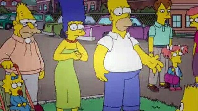 The Simpsons Season 28 Episode 16 Kamp Krustier