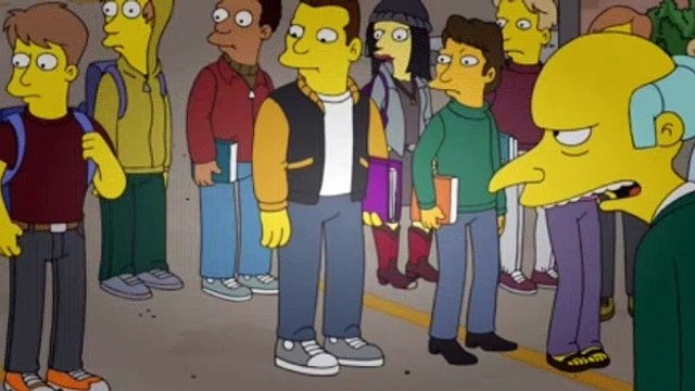 The Simpsons Season 28 Episode 19 The Caper Chase