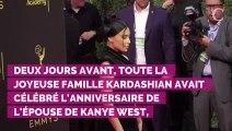 PHOTOS. Kris Jenner partage des photos trop mignonnes de Kim Kardashian petite pour son anniversaire