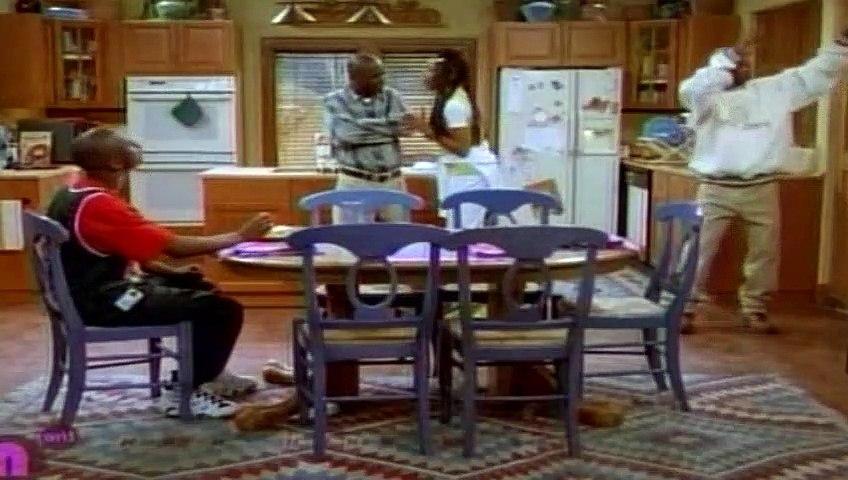 Moesha Season 1 Episode 14 Hakeem's New Flame
