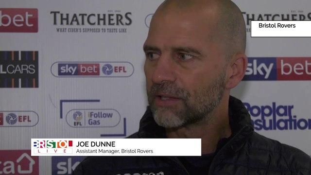 Joe Dunne looks ahead to facing Bolton Wanderers