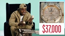 DaBaby Shows Off His Insane Jewelry Collection