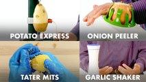 5 Peeling Kitchen Gadgets Improved by Design Expert